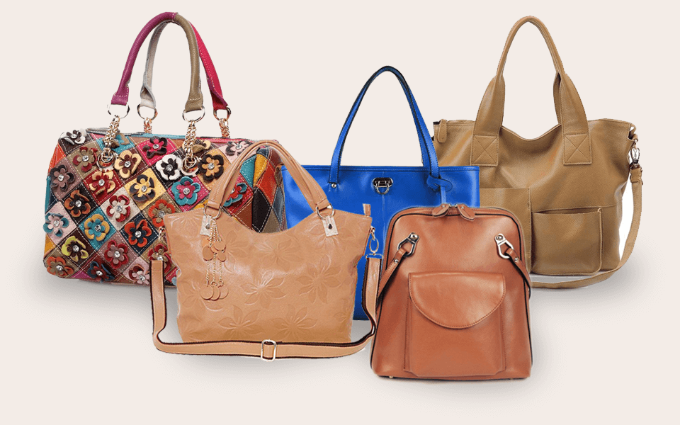 Autumn handbags