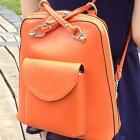 Genuine leather bag shoulder/ backpack (PLU1093)