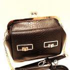 Snake clutch shoulder bag (PLU2002)