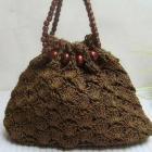 Handmade wheat straw bag (PLU1034)