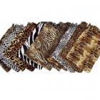 Animal print sarongs